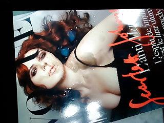 Cum On Scarlett Johansson 2 Tribute Scarlett Johansson