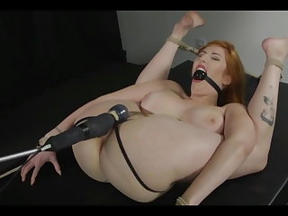Hogtied Predicament Bondage And Forced Orgasms