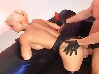 Redheads Best Of Latex : German Latex Porn