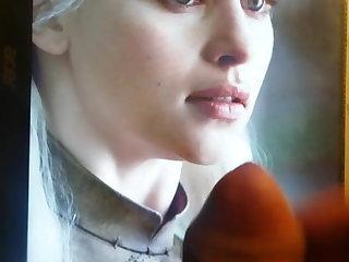 Teacher Emilia Clarke cum tribute 5