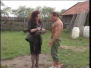 Saggy Tits Italian  Big Tits MILF Assfucked