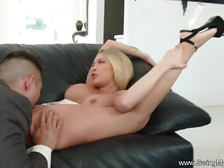 Wifey Really Loves To Swing