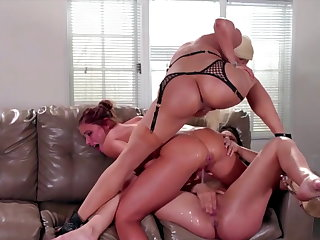 Face Sitting Squirting Lesbian Compilation