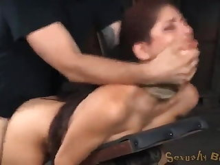 Hogtied Sexually broken