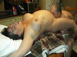 Dad afternoon pleasure
