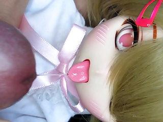 Doll Masturbation 94