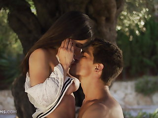 Spanish ULTRAFILMS HD Nekane Worships an XXL Cock with great lust