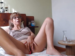 Mature ladies play