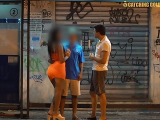 Brazilian Amazing DP Threesome With Young Couple