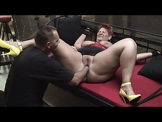 all Bound and fisted
