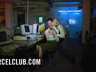 Military Busty Brandi Love is having fun with her sergeant
