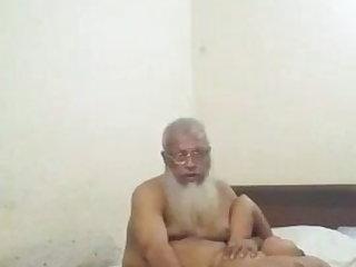 Bangladeshi Old man enjoying with bhabhi