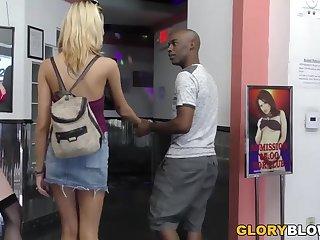 Glory Holes Cheating Haley Reed Fucks Black Dick - Gloryhole