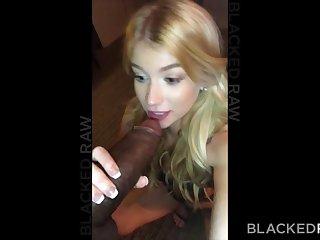 Female Choice BLACKEDRAW Monster black stud dominates blonde hipster
